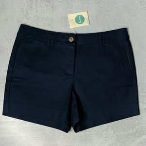 Boden Bistro Chino Shorts - Size US 6R - NWOT